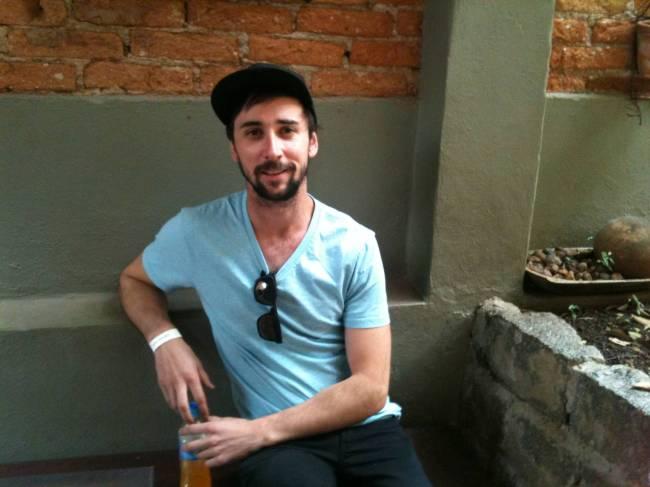 Cobertura Copa - Estrangeiros no Brasil - Shane Nash - Autralia