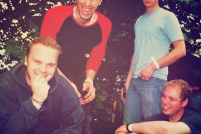 coldplay before fame