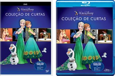 Capinhas do DVD e do Blu-Ray