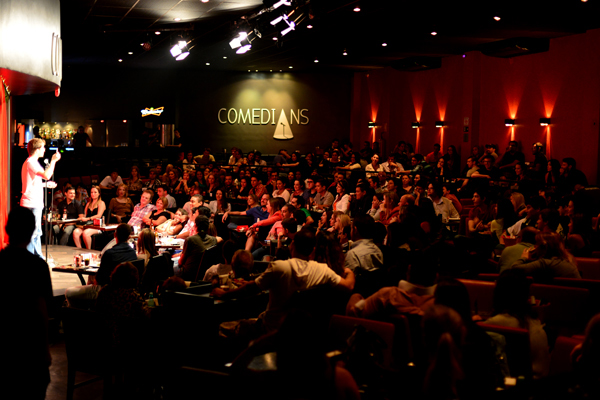 Comedians Comedy Club