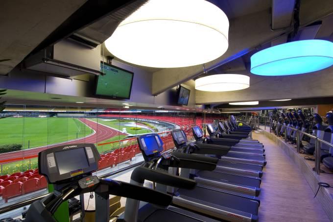 Companhia Athletica – Estádio do Morumbi