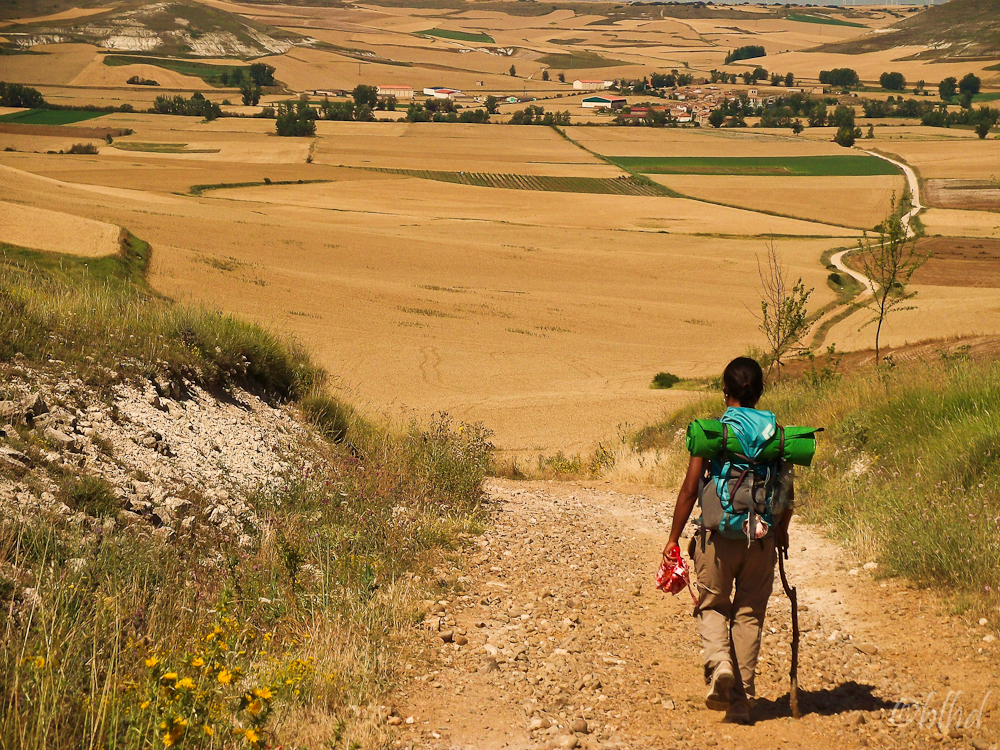 O famoso percurso, na Espalha