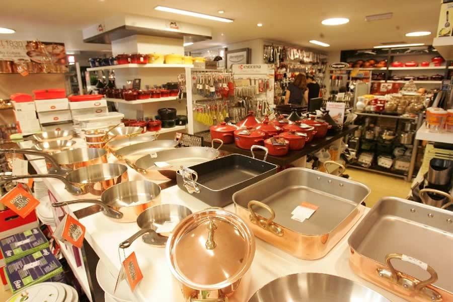 Doural, criada em 1905: no 2º andar ficam os produtos gourmet