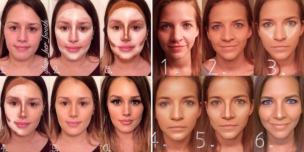 Contouring - Glam_Her_Booth