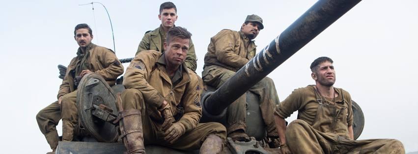 O grupo de soldados numa missão mortal