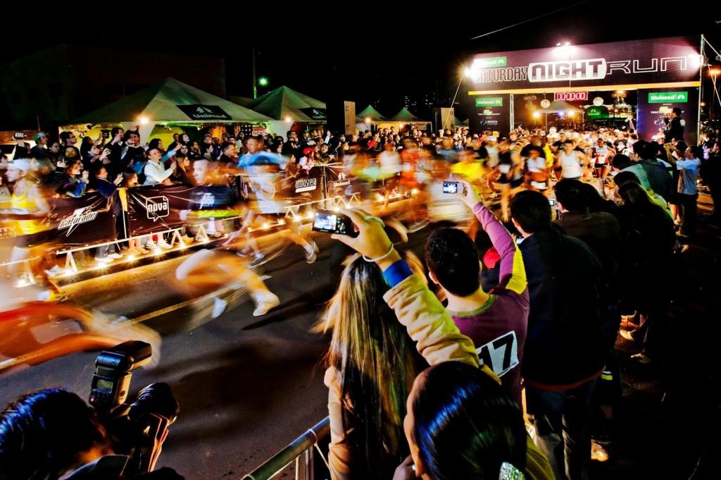 corrida night run