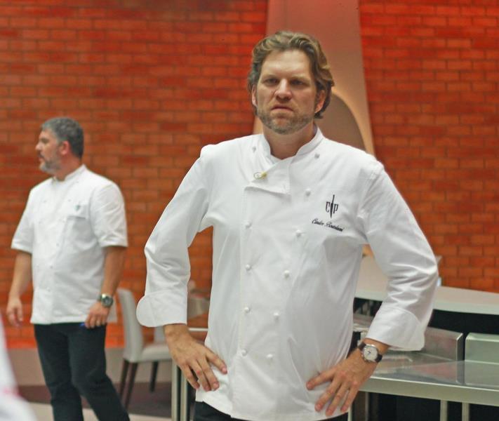 Bertolazzi: o chef manda parar tudo (Fotos: divulgação)