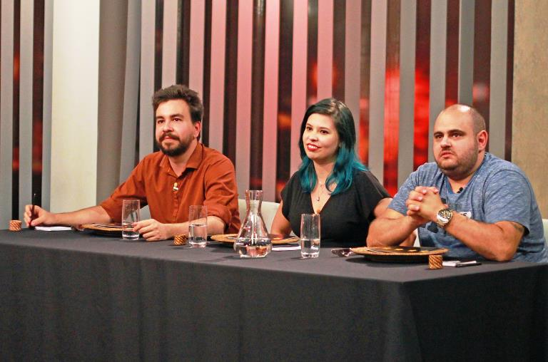 Campeões de audiência no Youtube: Tavião, Gisele e Caio Brogui são jurados