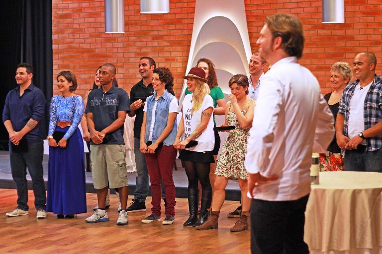 A volta dos eliminados: equipe de apoio aos finalistas