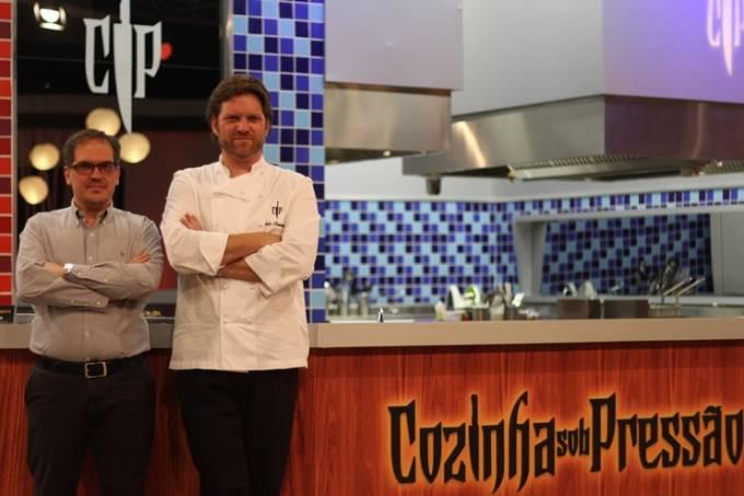 Cozinha sob Pressao Lorencato Bertolazzi
