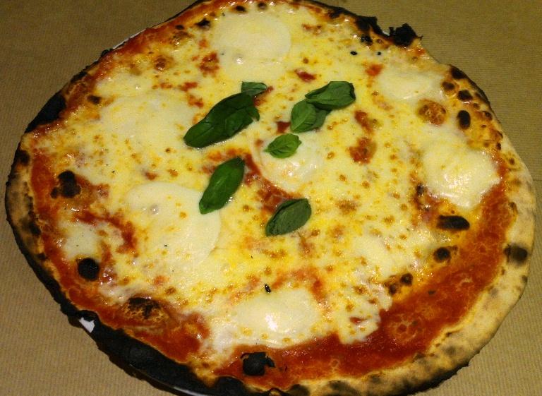 Margherita: versão individual como em toda a Itália