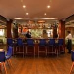 O bar remodelado