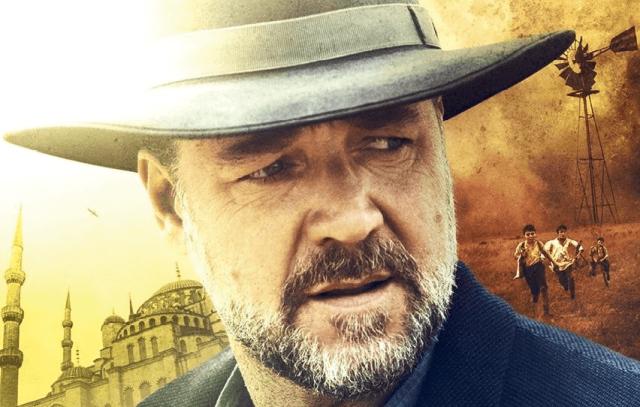 Russell Crowe dirige e estrela o drama Promessas de Guerra