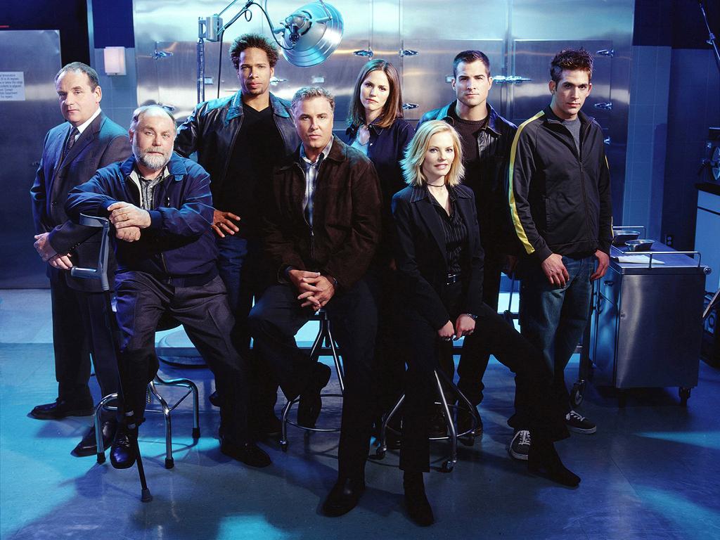 CSI: primeira turma de Las vegas