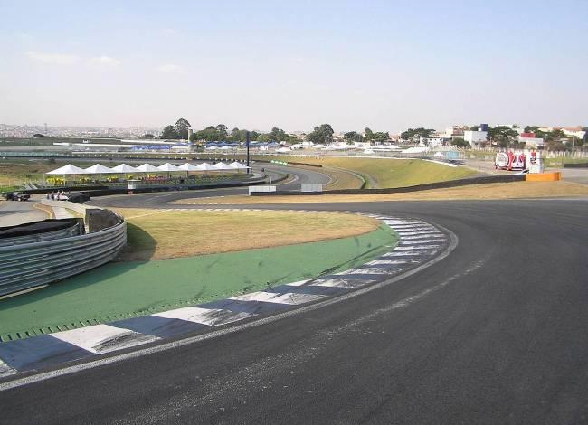 Curva S do Senna Autódromo Interlagos