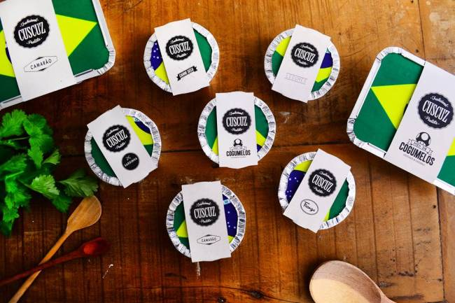Tradicional Cuscuz Paulista - Copa do Mundo