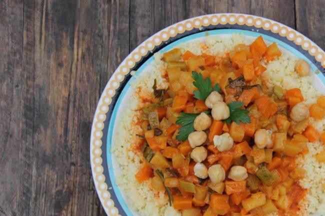 O Quintal de Casa: Cuscuz marroquino_Basma cozinha