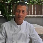 Leonardo Vignoli: chef, sommelier e proprietário, responsável pelas ótimas receitas
