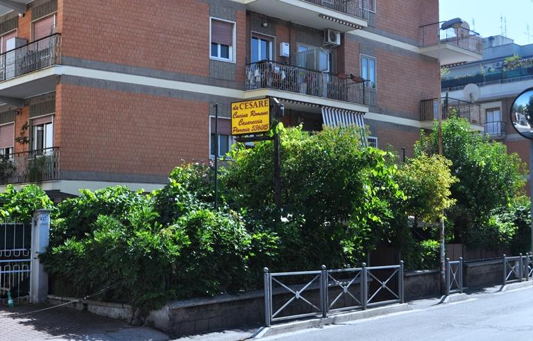 Da Cesare al Casaletto: antiga trattoria de bairro com novo chef desde 2009