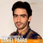 Daniel Parra é Dan Humphrey (Reprodução)