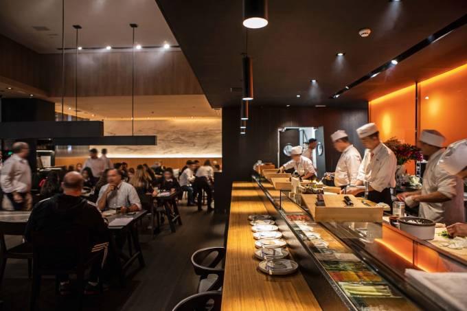 Restaurante Makoto _ restaurante/gastronomia