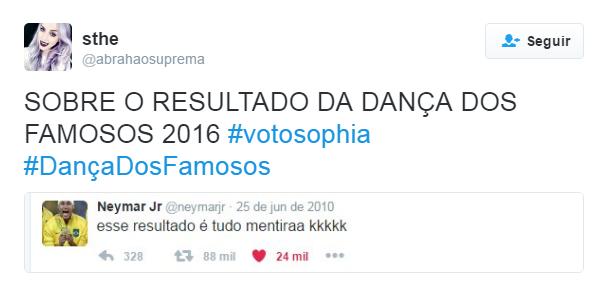 Dança do Famosos Final_twitter 7