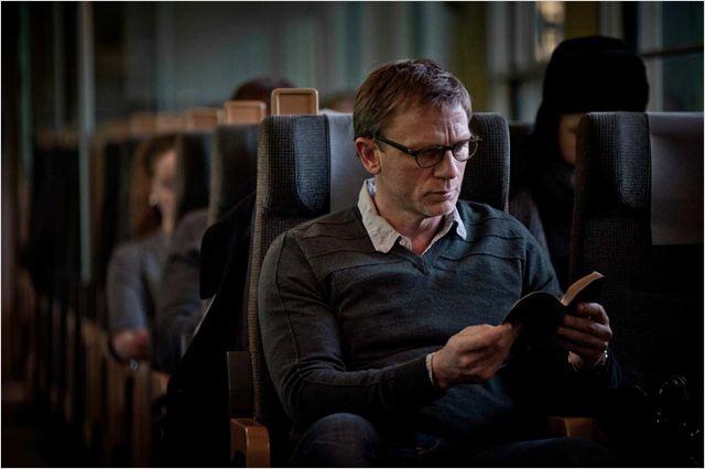 Daniel Craig: o James Bond foi o jornalista de O Homem que Não Amava as Mulheres