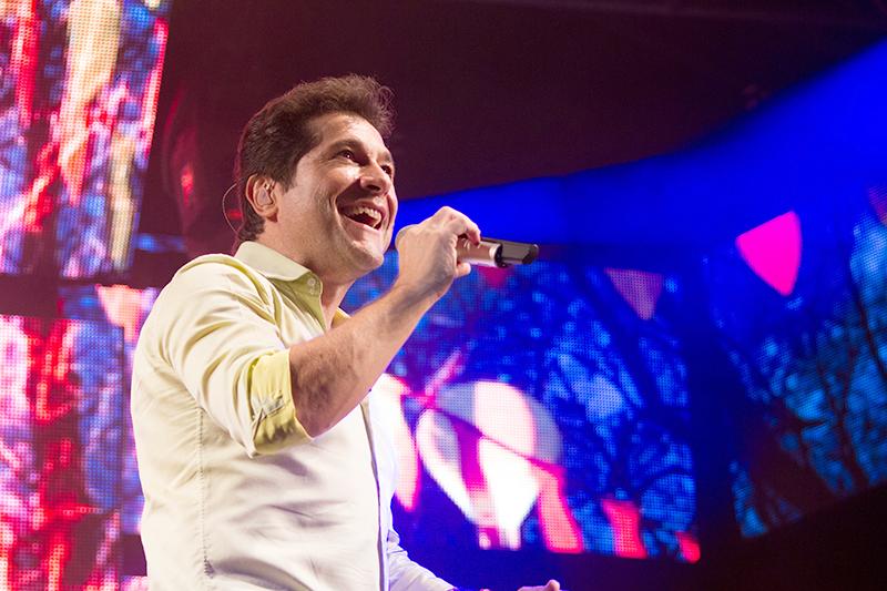 Cantor Daniel lança seu 20º com dez canções inéditas (Foto: Divulgação)