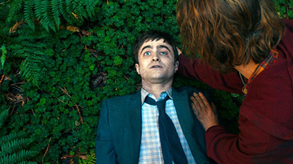 Daniel Radcliffe: papel de cadáver flatulento