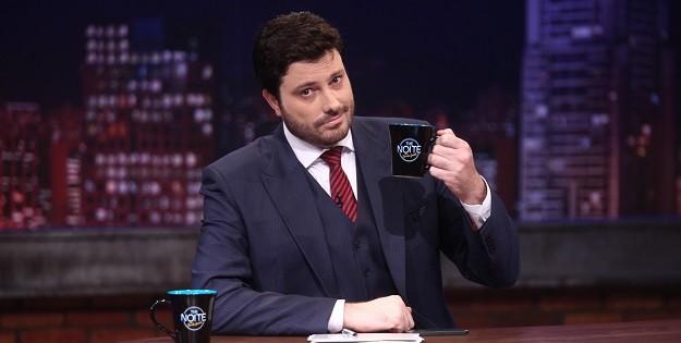 The Noite é o talk show do humorista no SBT