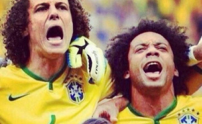 Pátria amada, Brasil...