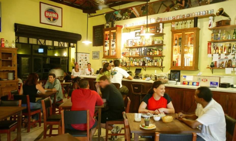 Dedo de Moça, bar no Campo Belo