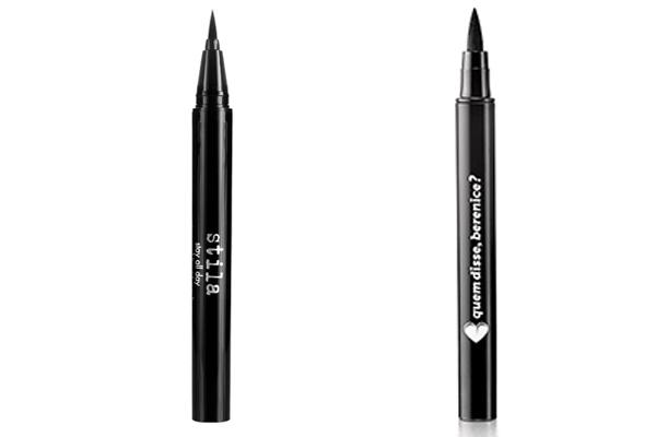 delineadores em caneta