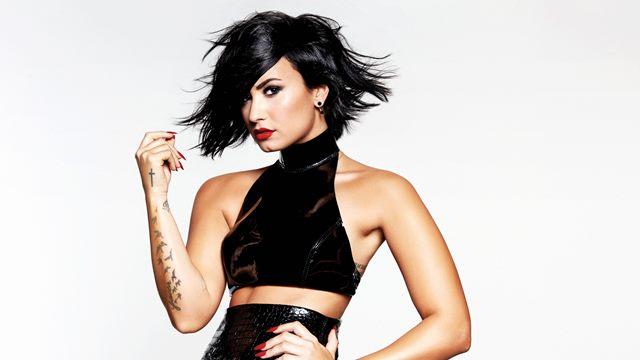 Demi Lovato: substituta de Selena Gomez no Z (Foto: Divulgação)