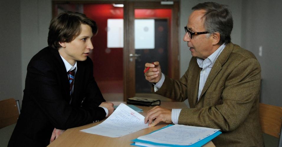 Dentro da Casa: o diretor François Ozon faz um casamento entre cinema e literatura