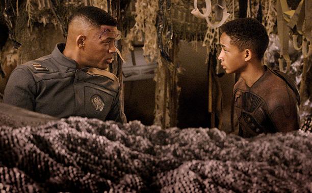 Depois da Terra: várias indicações, incluindo pior filme, direção, ator e dupla