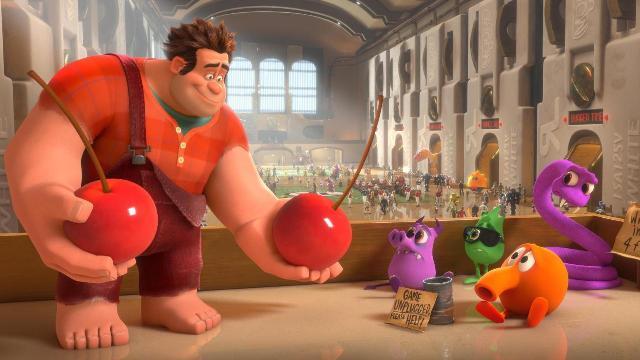 Detona Ralph: mais um acerto da Disney