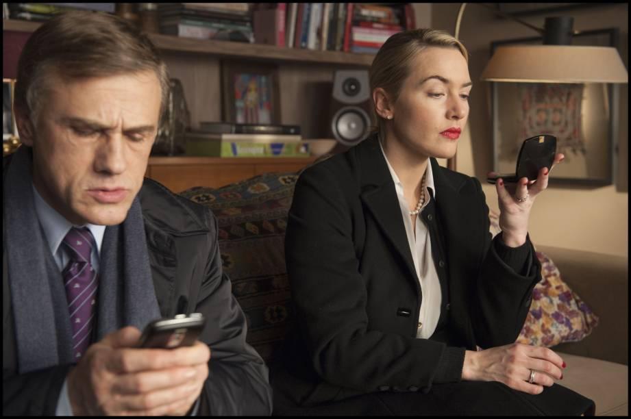Deus da Carnificina: comédia dramática com Christoph Waltz e Kate Winslet