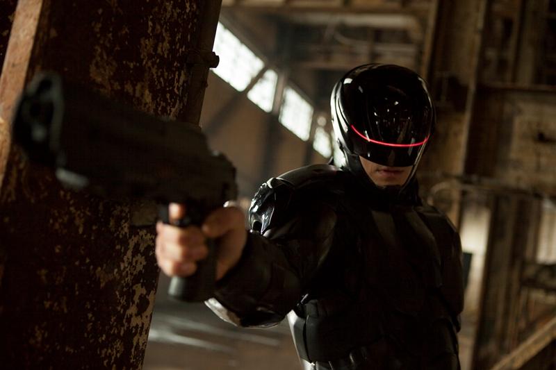 RoboCop: ele foi transformado em um poderoso ciborgue, chamado Robocop