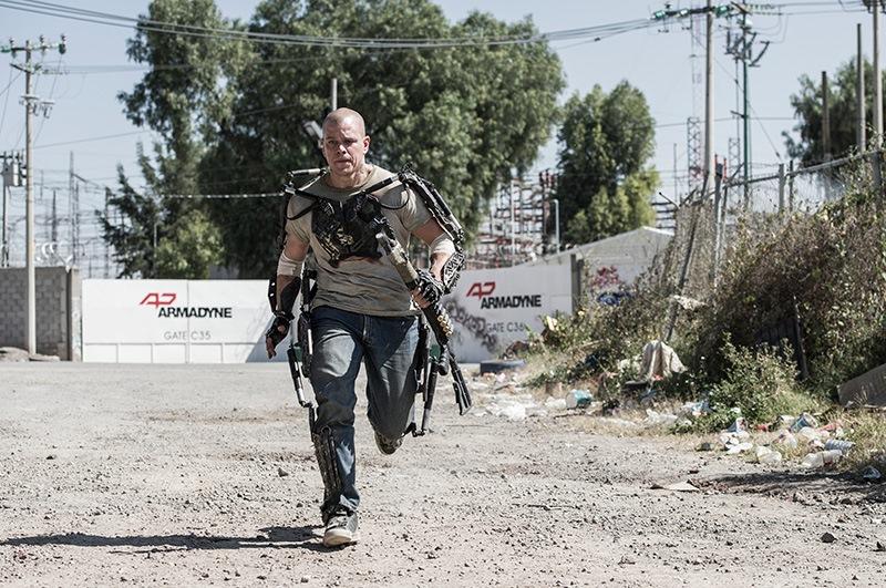 Elysium: Matt Damon, numa corrida contra o tempo para viver