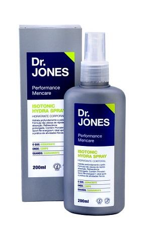 Dia dos Pais – Isotonic Hydra Spray DR Jones Dr  Jones R$4790