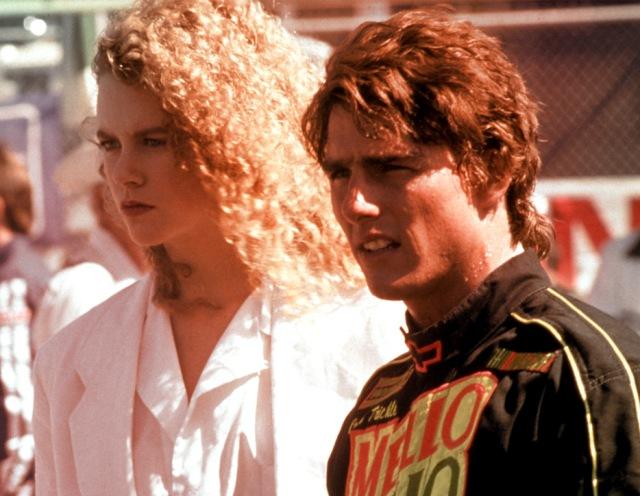 Dias de Trovão: o primeiro encontro no cinema de Nicole Kidman e Tom Cruise