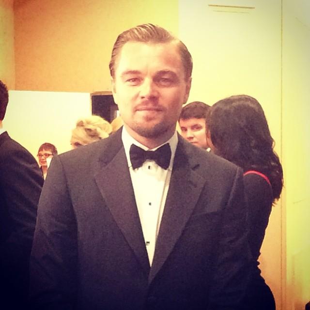 Leonardo DiCaprio: melhor ator/comédia por O Lobo de Wall Street