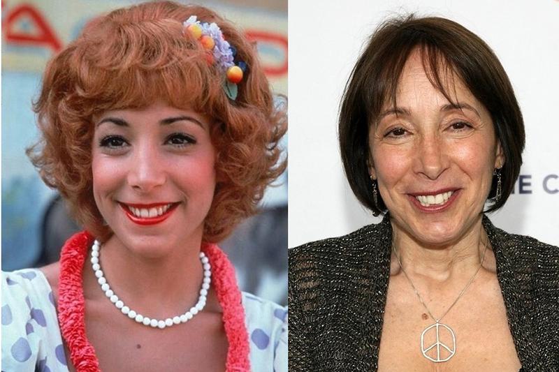 Didi Conn, a Frenchy, voltou em Grease 2 e se enfurnou na TV fazendo filmes e seriados