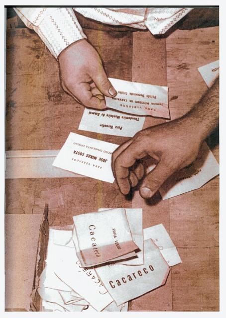 As cédulas: mais de 100 000 votos (Foto: Arquivo/ Estadão Conteúdo)