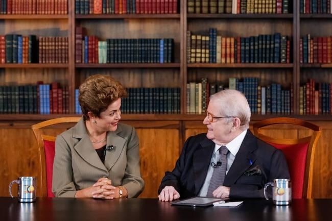 Dilma e Jô