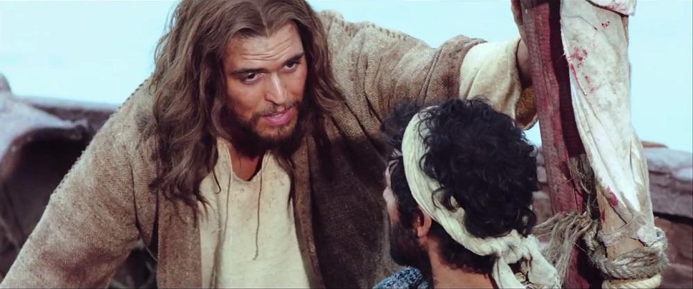 Diogo Morgado interpreta Jesus em Son of God