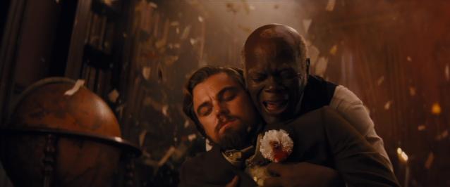 Leonardo DiCaprio e Samuel L. Jackson: o fim de Django Livre