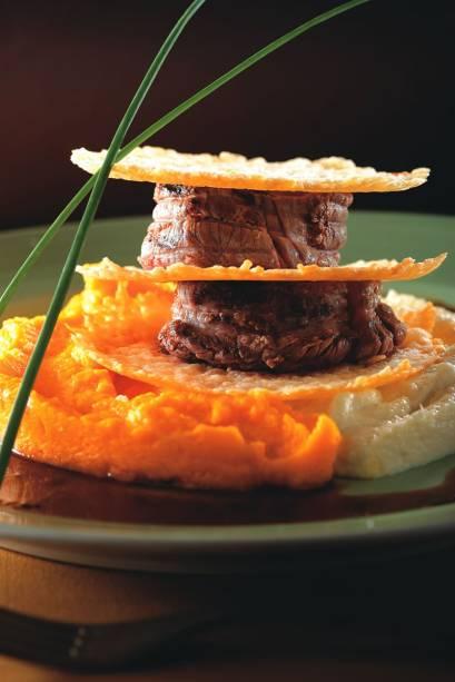 Risoto com lentilha e queijo pecorino: no menu do contemporâneo Dolce Villa a partir de sexta (03/06/2011)