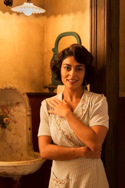 Juliana substitui Sonia Braga na nova versão do livro de Jorge Amado (cred: Pepe Schettino)